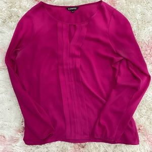 Express Long sleeve blouse